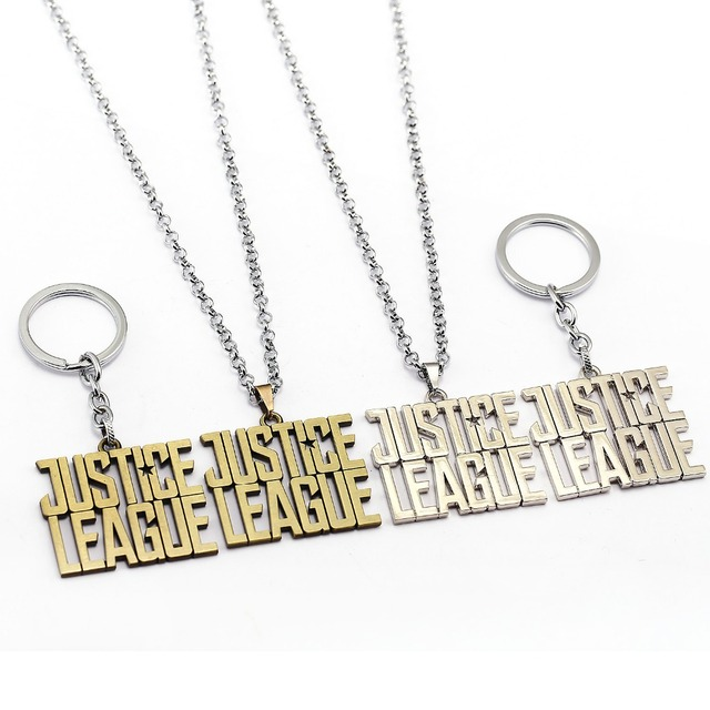 Justice League Necklace