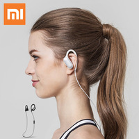 Xiaomi Mi Bluetooth Headphones With Microphone Noise Cancelling Sweatproof Sport Wireless Bluetooth Earphones Ear Hook Headset