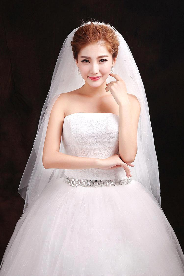 Rhinestone Wedding Veil Promotion-Shop for Promotional ...