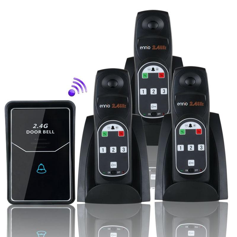 Türsprechstelle Home Security 2,4g Digital Wireless Video-türsprechanlage Gut FüR Energie Und Die Milz