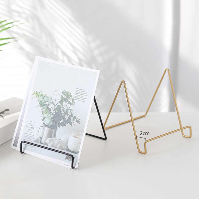 Многофункциональный утюг с подставкой геометрический Мобильный планшет книга журнал домашняя офисная полка PAK55