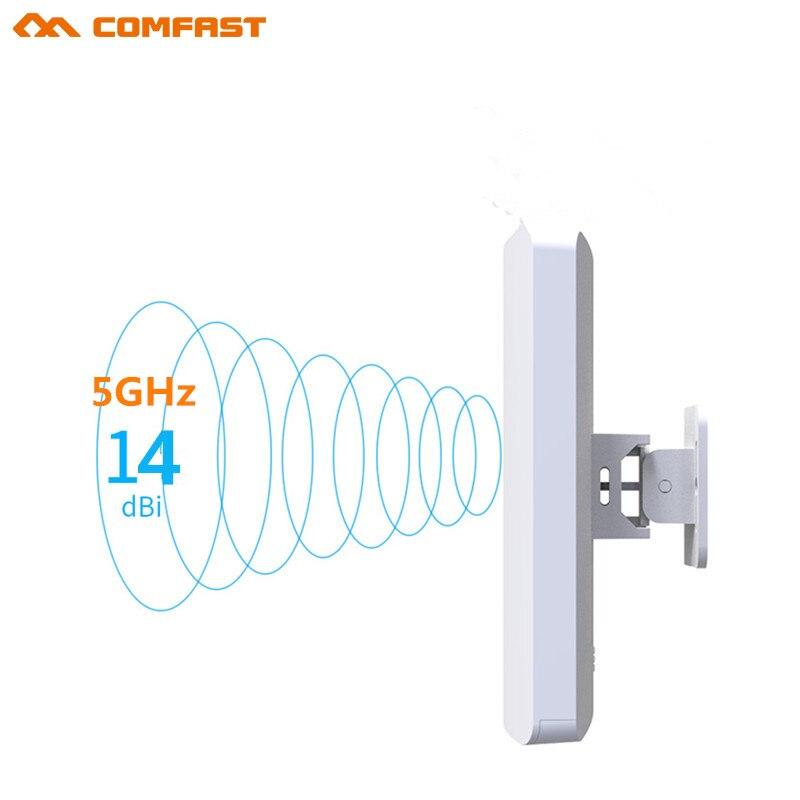 3 km 300 Mbps 5 ghz Sans Fil Extérieure CPE WIFI Routeur WIFI Répéteur AP Longue Portée Routeur CPE sans fil Pont client Routeur Soutien