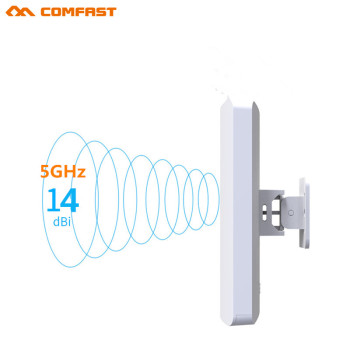 3KM 300Mbps 5ghz Wireless Outdoor CPE WIFI Router WIFI Repeater Long Range AP Router CPE wireless Bridge Client Router Support 3 5km long distance 300mbps outdoor wifi router cpe 2 14dbi wifi antenna high power 5ghz wifi repeater rj45 poe wireless bridge