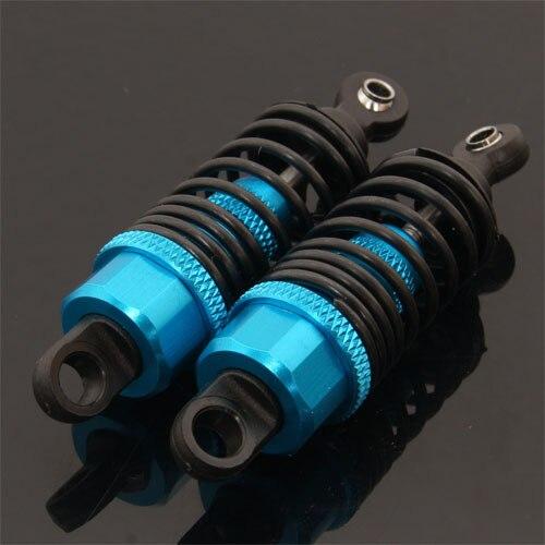 2PCS HSP 102004 122004 Aluminum Alloy Shock Absorber Set 1/10 RC Drift car 69mm Shock Damper Suspension Absorber hsp 108004 aluminum alloy shock absorber for 1 10 r c car black blue 2 pcs
