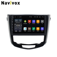 Navivox Android 7.1 2Din Car DVD GPS Radio for Nissan X Trail XTrail X Trail T 2014 2017 head unit car multimedia player RDS FM