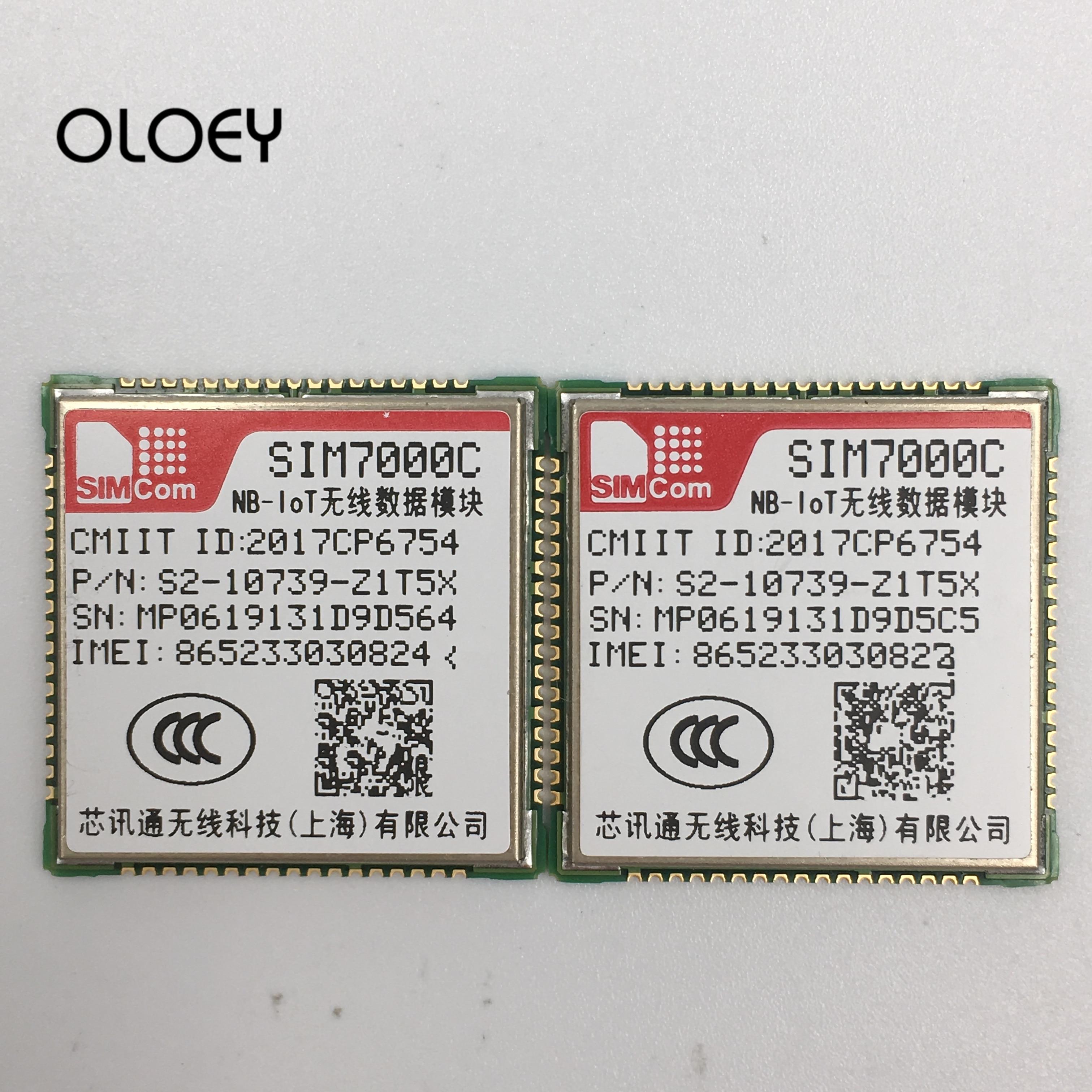 SIMcom SIM7000C LCC  NB-IoT Cat-M1 EMTC Module,100% Brand New Original