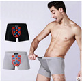 three color Tourmaline Prostate Magnetic Therapy Penis Enlargement Underpants Male Sexy Underwear Men Briefs Health Care