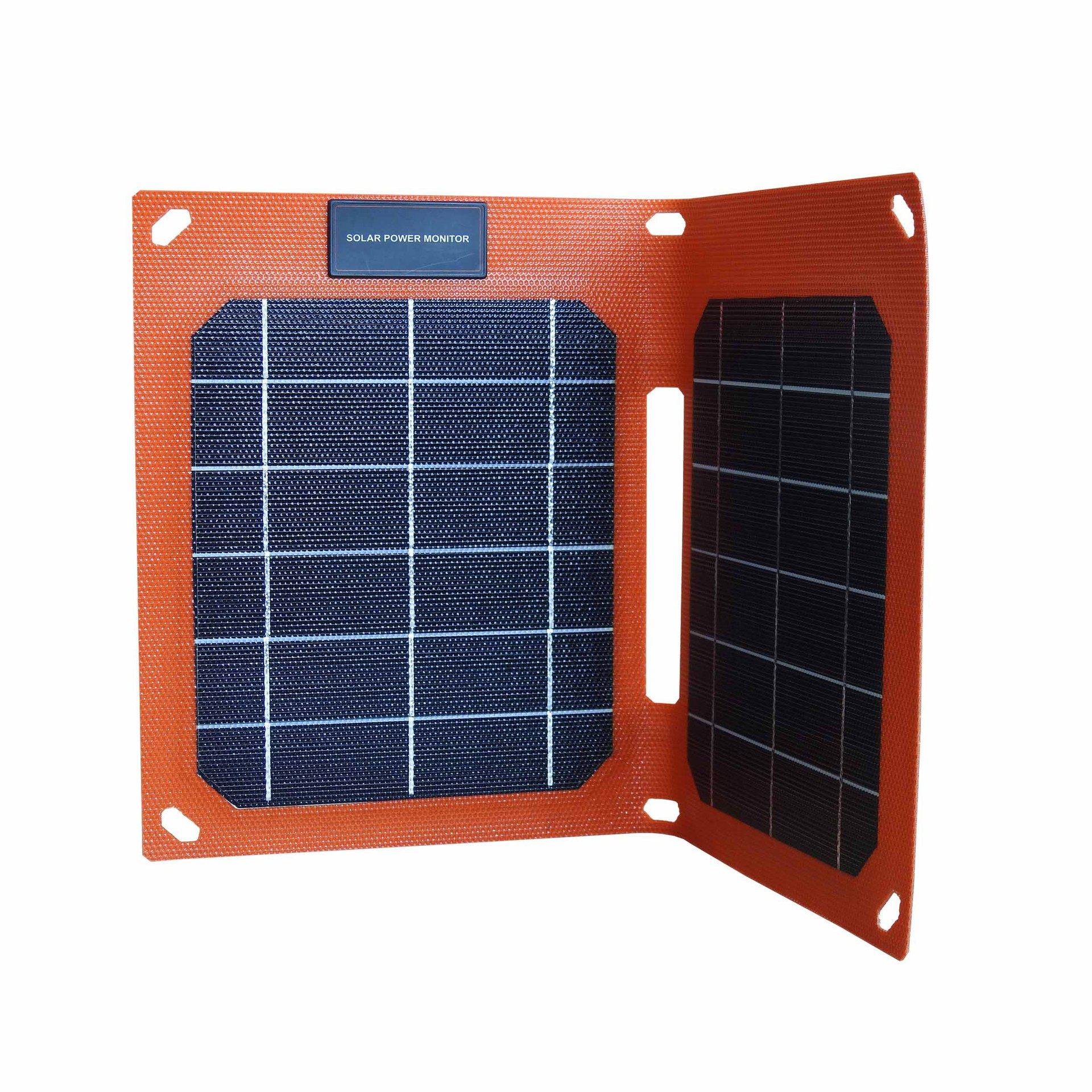 10W Solar Panels Portable Folding Foldable Waterproof Solar Panel Charger Power Bank for Phone Battery Charger