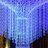 30 M Garland Diamond Strand Acrylic Crystal Bead Curtain Home Party Wedding DIY Decor