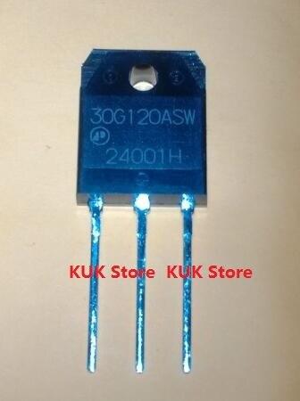 الأصلي 100% جديد 30G120ASW AP30G120ASW 30G120 TO 3P 10 قطعة/الوحدة