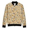 YM 2016 New Akita Dog Hoodies 3D Printed Jackets Clothing Set Baseball Jackets Cute Long Sleeve Sportswear Hooded Size S-XL BL19