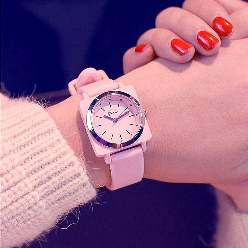 2017 new Fashion Wrist watch Square Simple Watch Women Watches Leather Ladies Watch Clock saat relogio feminino montre femme newly design dress ladies watches women leather analog clock women hour quartz wrist watch montre femme saat erkekler hot sale