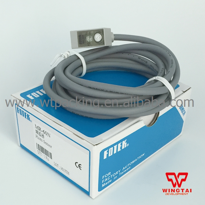 Taiwan FOTEK Proximity Switch sensor MR-60N  цены