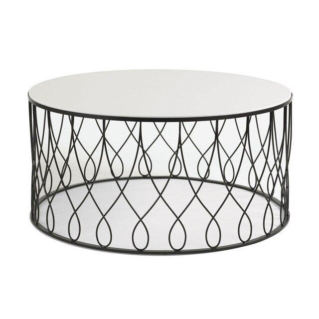 Feibo américa minimalista sala de estar de madera metal de encargo ...