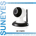 SunEyes SP-V905W 960P 1.3MP HD Wireless PTZ IP Camera with Pan/Tilt 2.8-8mm Optical Zoom Auto Focus 1/3 Sensor Low Lux IR Night