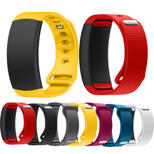 Silicone Watch band For Samsung Gear Fit2 Pro fitness Wristband  Strap For Samsung Gear Fit 2 SM-R360 Bracelet Accessories fashion watch band luxury replacement silicone watchbands for samsung gear fit 2 fit2 sm r360 bracelet wristband strap hot sale