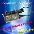 Замена 19 В 2.15A 5.5*1.7 ММ 40 Вт Для Acer Aspire One A150 D150 D250 D260 D270 W500 Ноутбук Зарядное Устройство AC Адаптер Питания