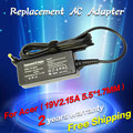 Replacement 19V 2.15A 5.5*1.7MM 40W For Acer Aspire One A150 D150 D250 D260 D270 W500 Laptop AC Charger Power Adaptor