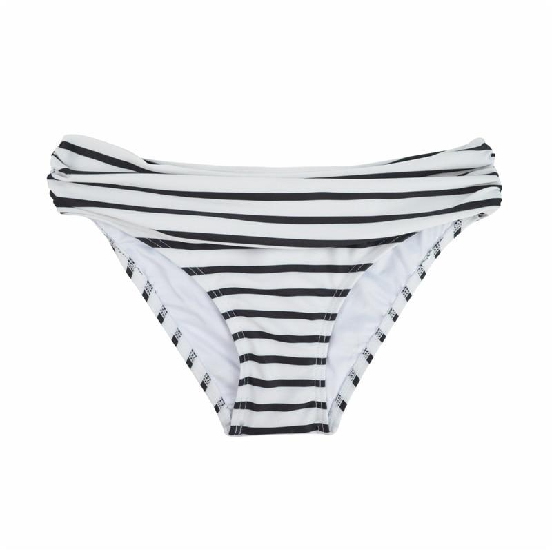Летние женские микро бикини шорты Бикини Низ с низкой талией спортивный Ruched Сексуальная купальная одежда купальный костюм для девочек плавки B611 - Цвет: B611I