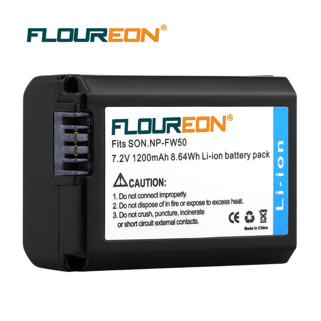 big promotion floureon 7 2v 1200mah li ion battery high capacity rh aliexpress com Battery Protection Circuit NTSB 787 Battery Charger Circuit