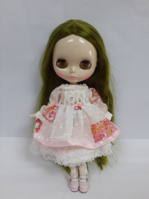 Neo Blythe Colorful Clothes & Costumes
