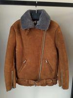 Arlene Sain WomenFur One Coat Turkey Lamb Skin New Women S Leather Sheepskin Loose Motorcycle Models