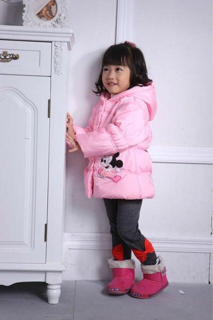 Retail - Free shipping  Hot Sale children clothing,children coat ,girl's cartoon clothing  001