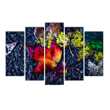 5 Piece Canvas Art Poster Painting Framed Wall Art Canvas Wall Pictures For Living Room Modular Pictures