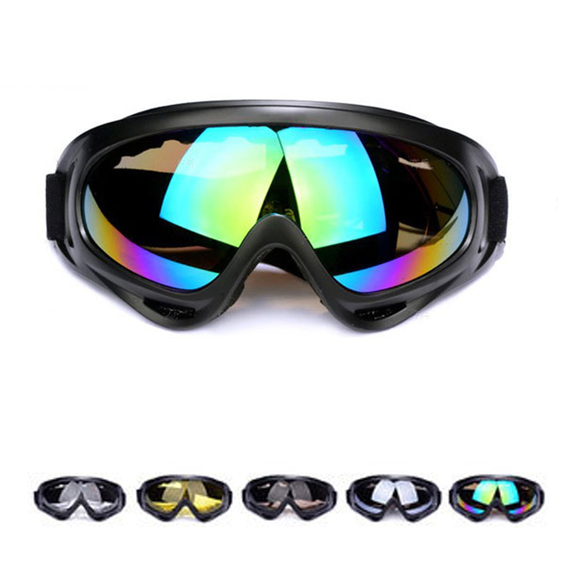 2019 New Motorcycle Goggles Glasses Motorcycle Dirt Bike Racing Moto Goggles Cycling MX Off Road Helmets Ski Sport Galases