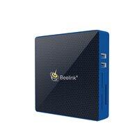 Beelink M1 ТВ коробке 6 ГБ Оперативная память 64 ГБ Встроенная память Intel Mini PC Bluetooth Intel Apollo Поддержка двухчастотный Дисплей расширяемый SSD
