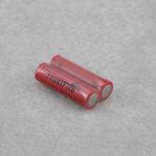 10pcs/lot TrustFire IMR 14500 700mAh Rechargeable Lithium Battery Power Batteries Output 5A For E-cigarette Torch Flashlight