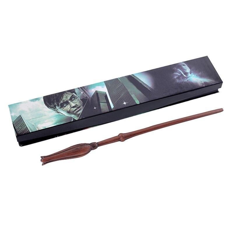 Wizarding World of Magic Wand wand Magic Luna Lovegood Wand with box воблер tsuribito super shad f mr цвет зеленый серый желтый 036 длина 75 мм вес 6 5 г