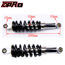 11 Pit Bike Rear Shock CRF50 CRF XR 50 70 SDG SSR 125 Taotao Coolste 280mm
