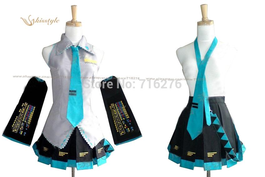 Anime Vocaloid Cosplay - Trajes de anime Vocaloid Cosplay Hatsune - Disfraces