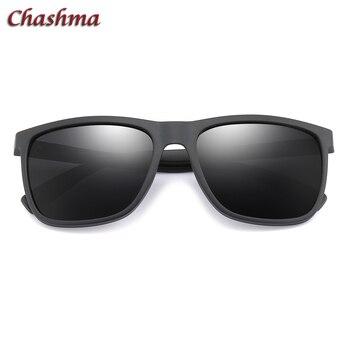 Prescription Oversize Sunglasses Designer Gafas Men Polarized Sun Glasses UV400 Dark Gray Colored Lenses Fishing Driving Glasses