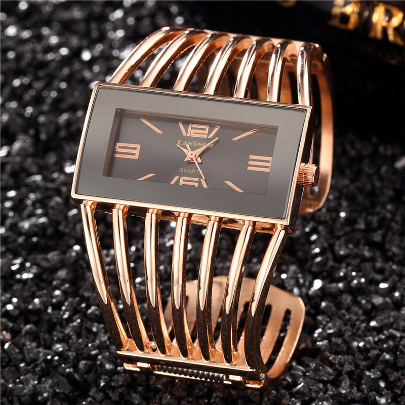 c41d4a831 Brand Ladies Watches Women s Fashion Bracelet Bangle Quartz Steel Watch  Women Clock Montre Gifts reloj mujer Relogio Feminino