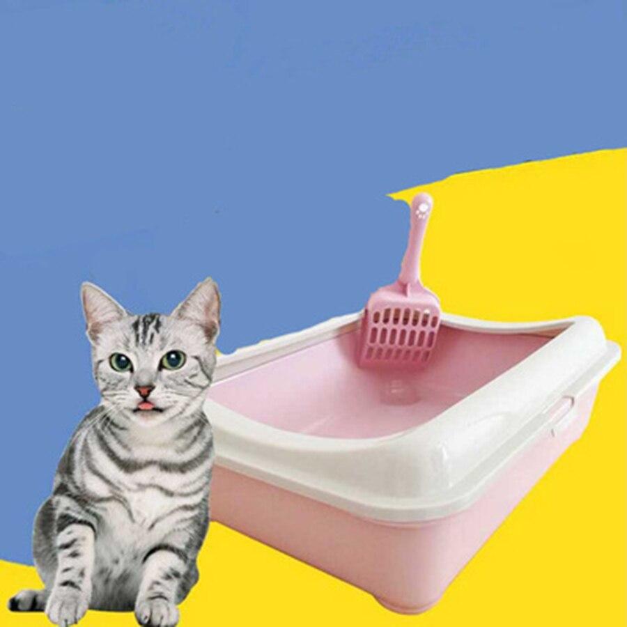 Pet Supplies Toilet Bedpan Dog Cat Litter Box Detachable Small Medium Accessories  Boxes 30SP020