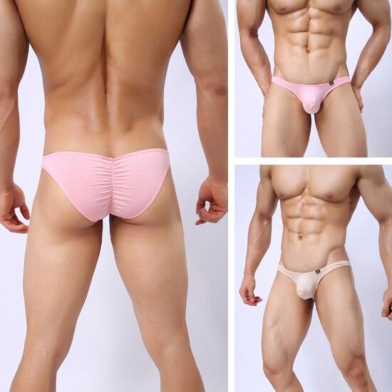 mens modal butt lift briefs low rise sexy underwear men's hot sale fashion briefs sexual erotic man underwear penis pouch briefs