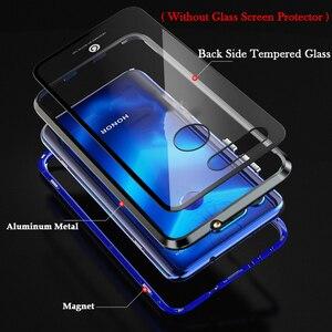 Image 3 - מקורי BOBYT מתכת מקרה עבור Huawei Honor צפה 20 V20 ברור מזג זכוכית & אלומיניום פגוש כיסוי עבור הכבוד להציג 20 View20 V20