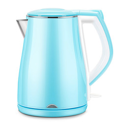 NEW Electric kettle household electric heating water fast insulation automatic power cut