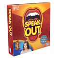 Best Selling Board Game Speak Out Game Great Party Props And Family Christmas Gift Fun Toy Game With Original Box