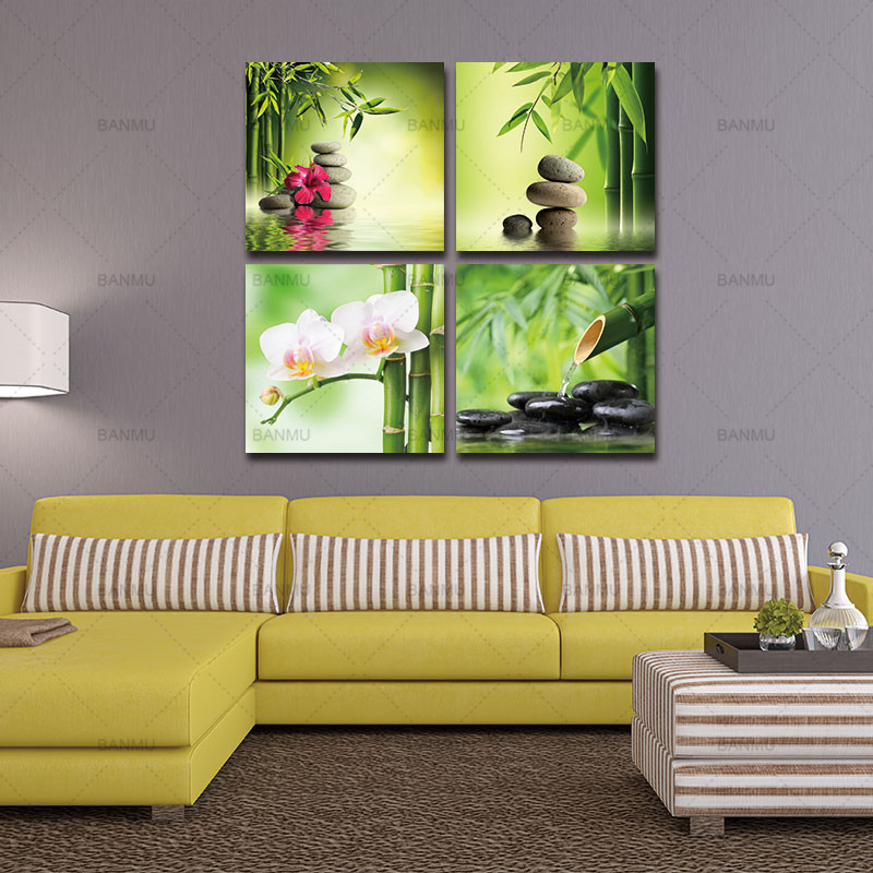 nvas Wall Art Modern Home Decor Canvas Prints Giclee Printing ...