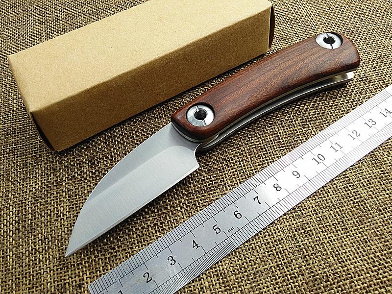 high quality folding font b knife b font camping font b hunting b font pocket font