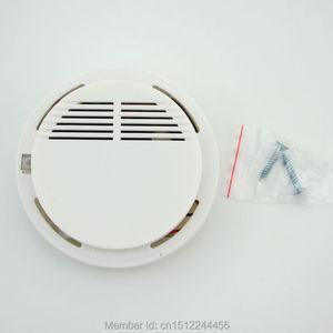 Image 4 - EMastiff kararlı fotoelektrik kablosuz duman yangın dedektör sensörü 433MHz yangın alarmı sistemi 433MHZ 5 adet/grup ücretsiz kargo