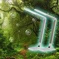 GRAN Venta de 6 Niveles Regulable Lámparas de Mesa Táctil Plegable Lámpara de Escritorio LED Multifunción Con Anionizer purificador de aire