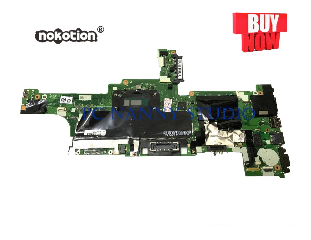 Lenovo Thinkpad T450 Laptop Motherboard i5-5300U /& i5-5200U AIVL0 NM-A251