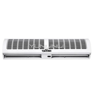 Коммерческий воздушный вентилятор для штор, электрический вентилятор для штор с низким уровнем шума, настенный подвесной воздушный вентил...