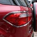 2017 Para Ford Ecosport 2016 Accesorios Chrome Luz Trasera Ajuste Envolvente Adecuada FORD ECOSPORT 2014 2015 2016 Car Styling partes