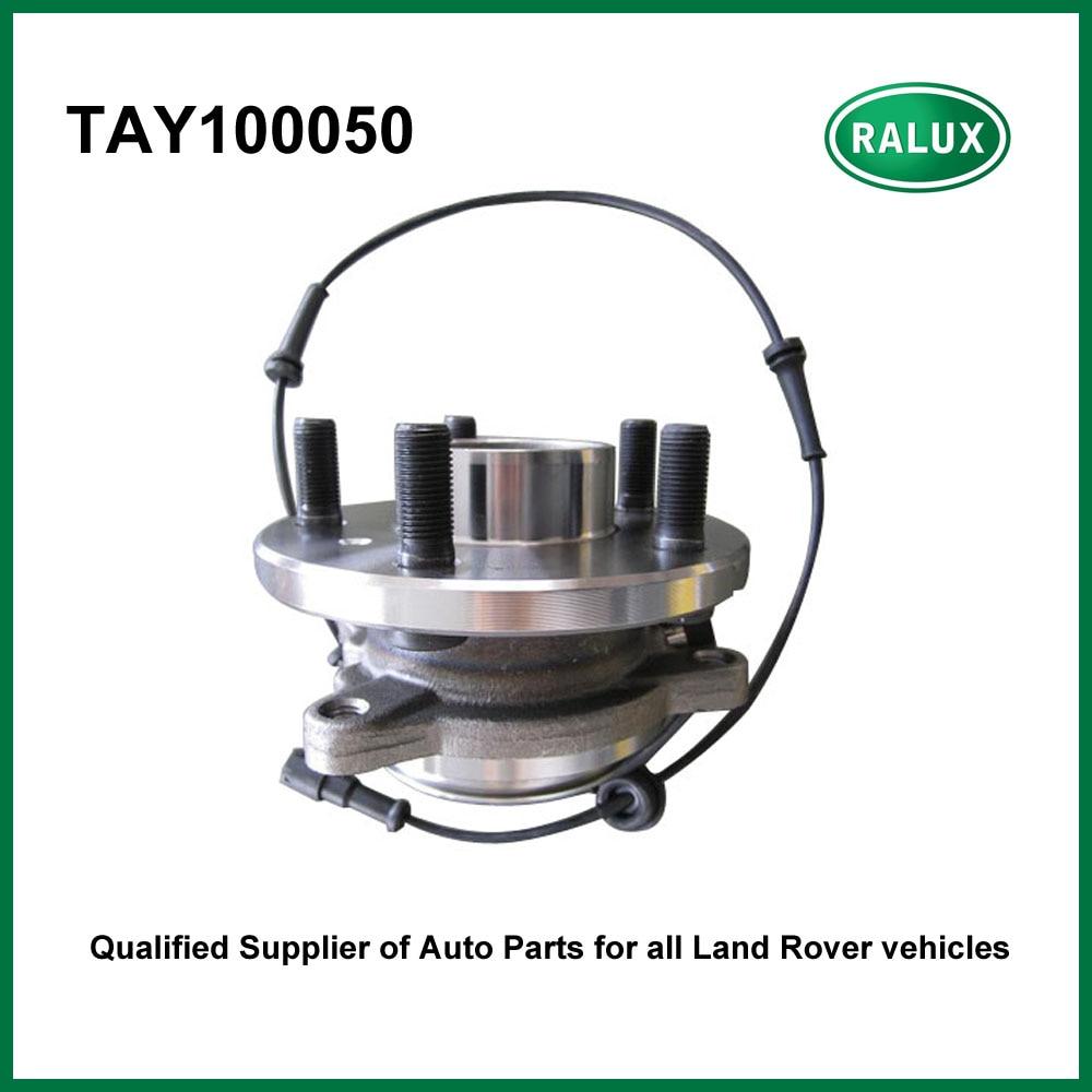 TAY100050 rear car Wheel Hub Bearing Assembly for Land Range Rover Discovery 2 1998-2004 wheel spare parts China factory supply 4pcs dac3063w 30x63x42 dac30630042 dac3063w 1 9036930044 574790 dac3063w 1cs44 hub rear wheel bearing auto bearing for toyota