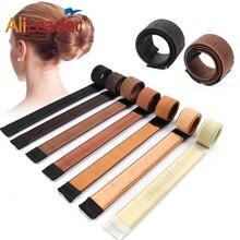 Cheap 1pcs Braid Holder Magic French Easy Hair Bun Maker Chignon Hair